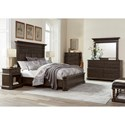 Aspenhome Foxhill Queen Bedroom Group - Item Number: I201 Q Bedroom Group 1