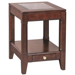 Aspenhome Genesis Chairside Table