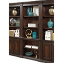 Aspenhome (Clackamas Store Only) Grand Classic Open Bookcase - Item Number: I91-333