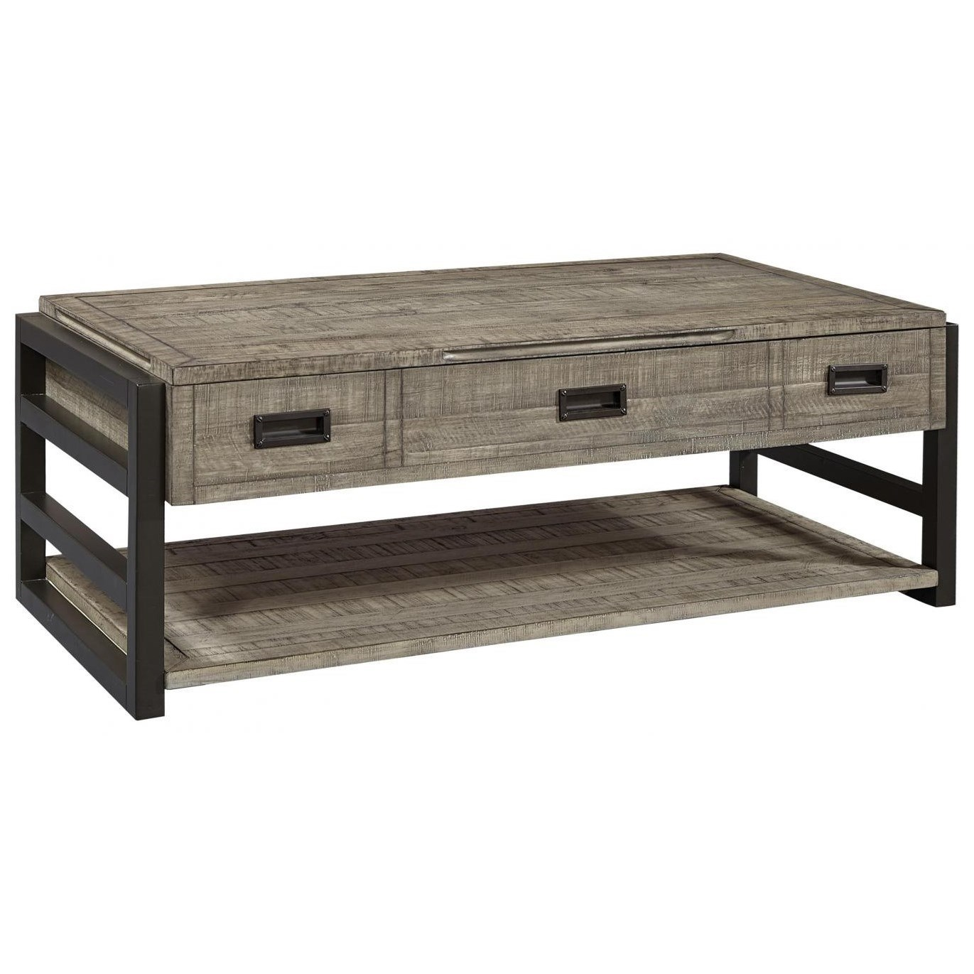 Grayson Lift Top Cocktail Table by Aspenhome at Stoney Creek Furniture