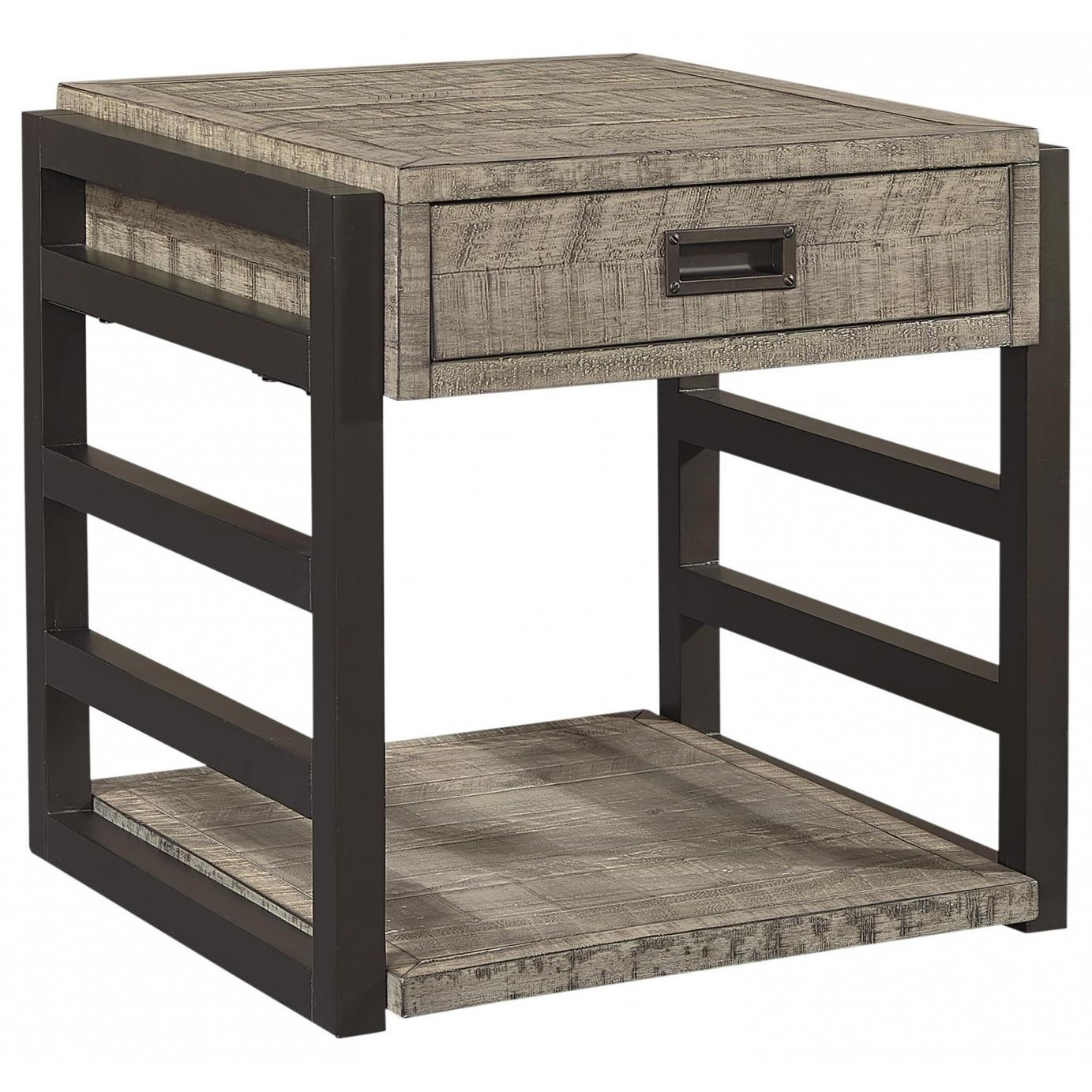 Grayson End Table by Aspenhome at Stoney Creek Furniture