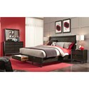 Aspenhome Harper Point King Bedroom Group - Bed Shown May Not Represent Size Indicated