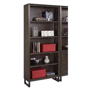 Aspenhome Harper Point Open Bookcase