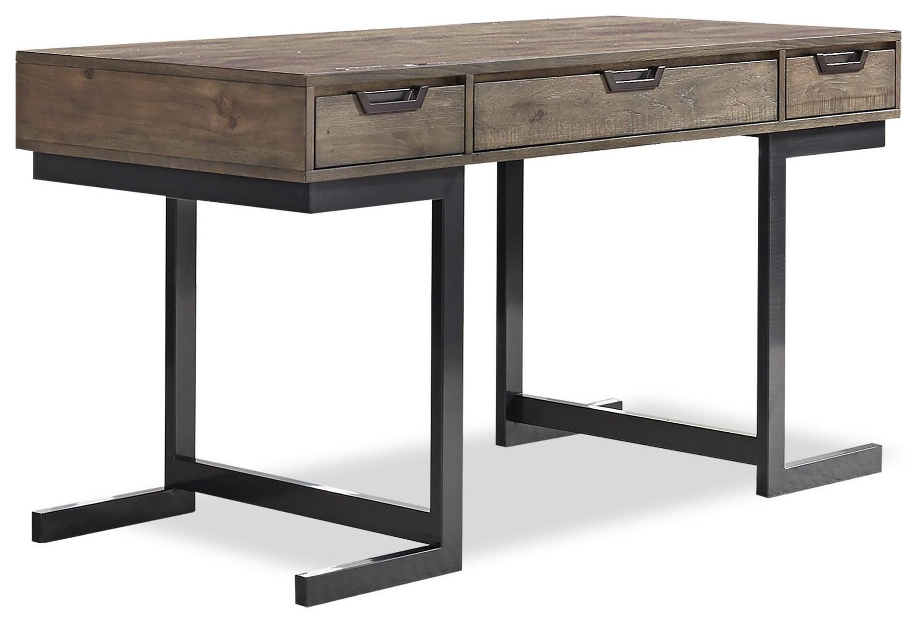 Harper Point Desk  by Aspenhome at HomeWorld Furniture