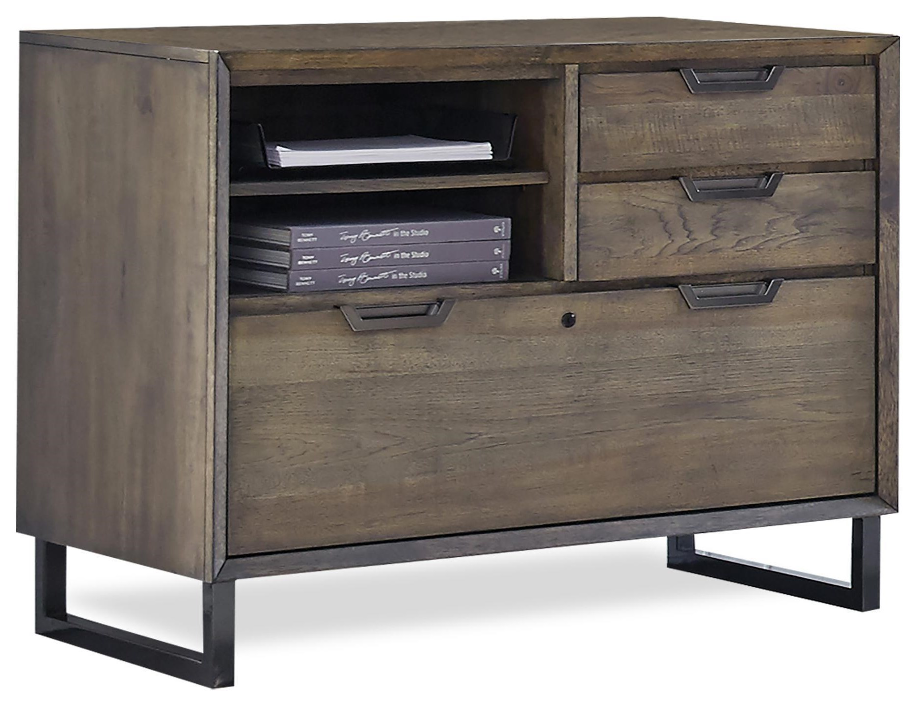 Harper Point File Cabinet by Aspenhome at Red Knot