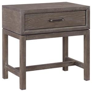 Aspenhome Hayden 1 Drawer Nightstand