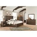 Aspenhome Hudson Valley King Bedroom Group - Item Number: I280 K Bedroom Group 1