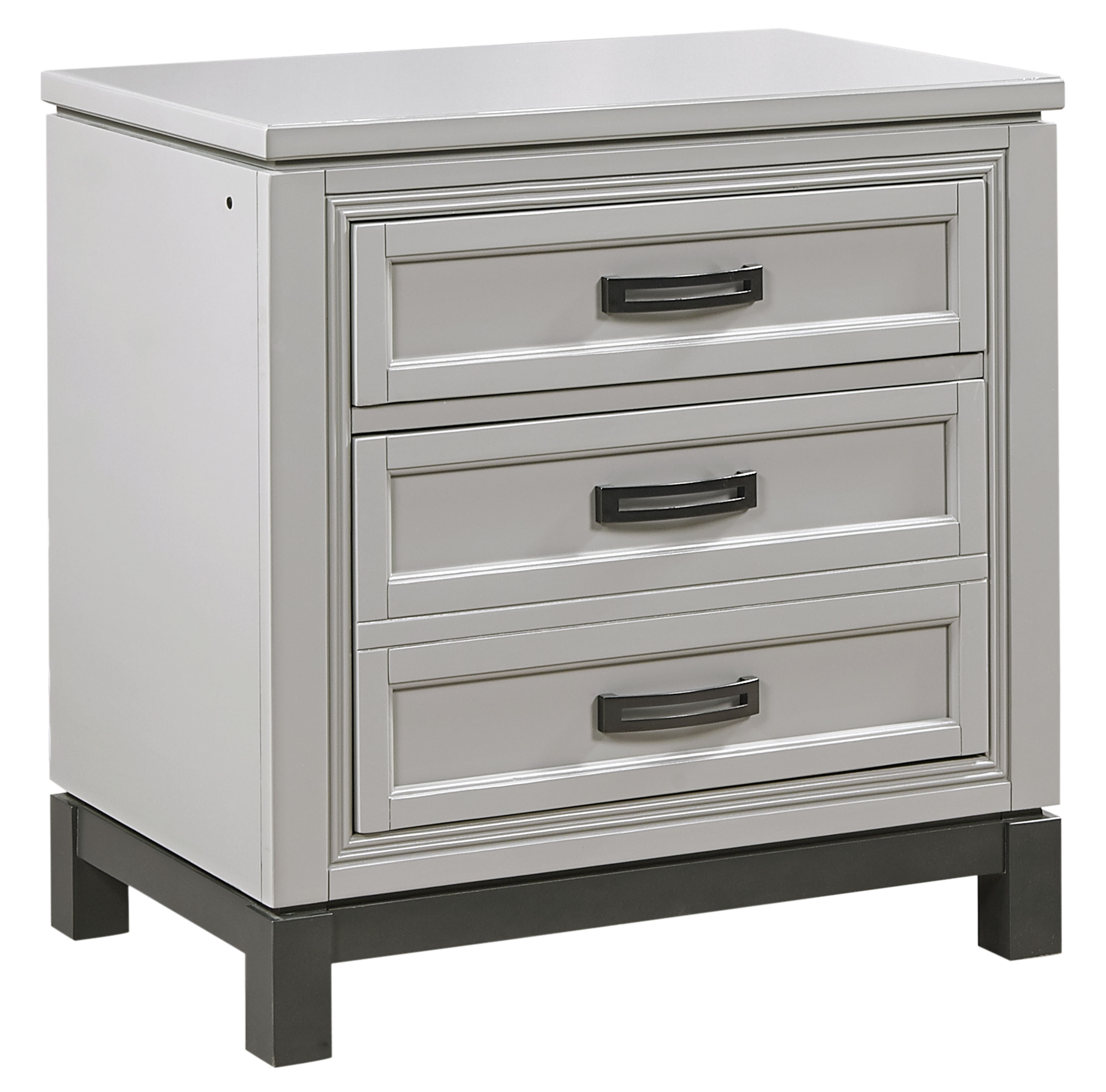 Hyde Park Liv.360 Nightstand  by Aspenhome at Baer's Furniture