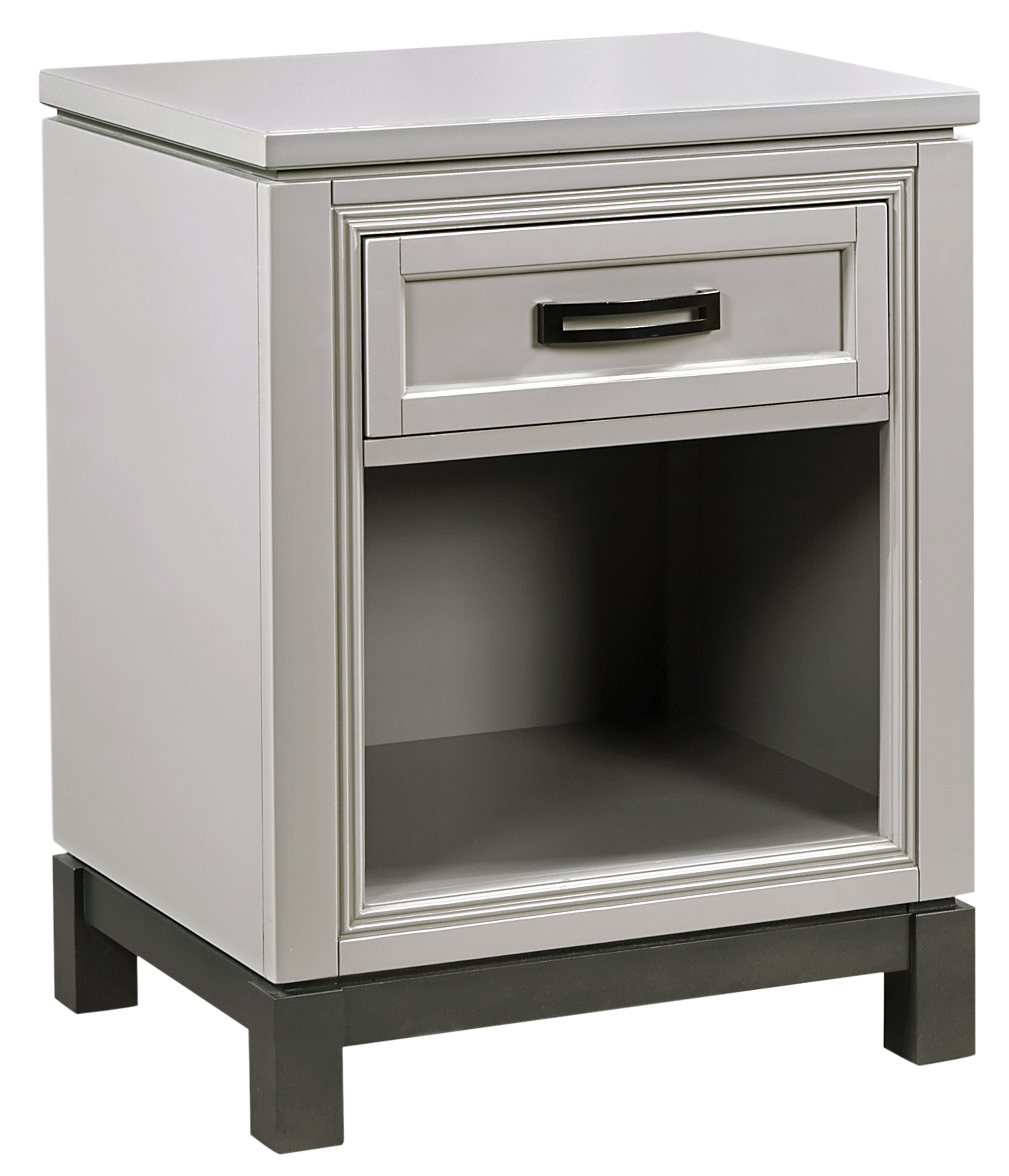 Aspenhome Hyde Park Nightstand  - Item Number: I32-451N