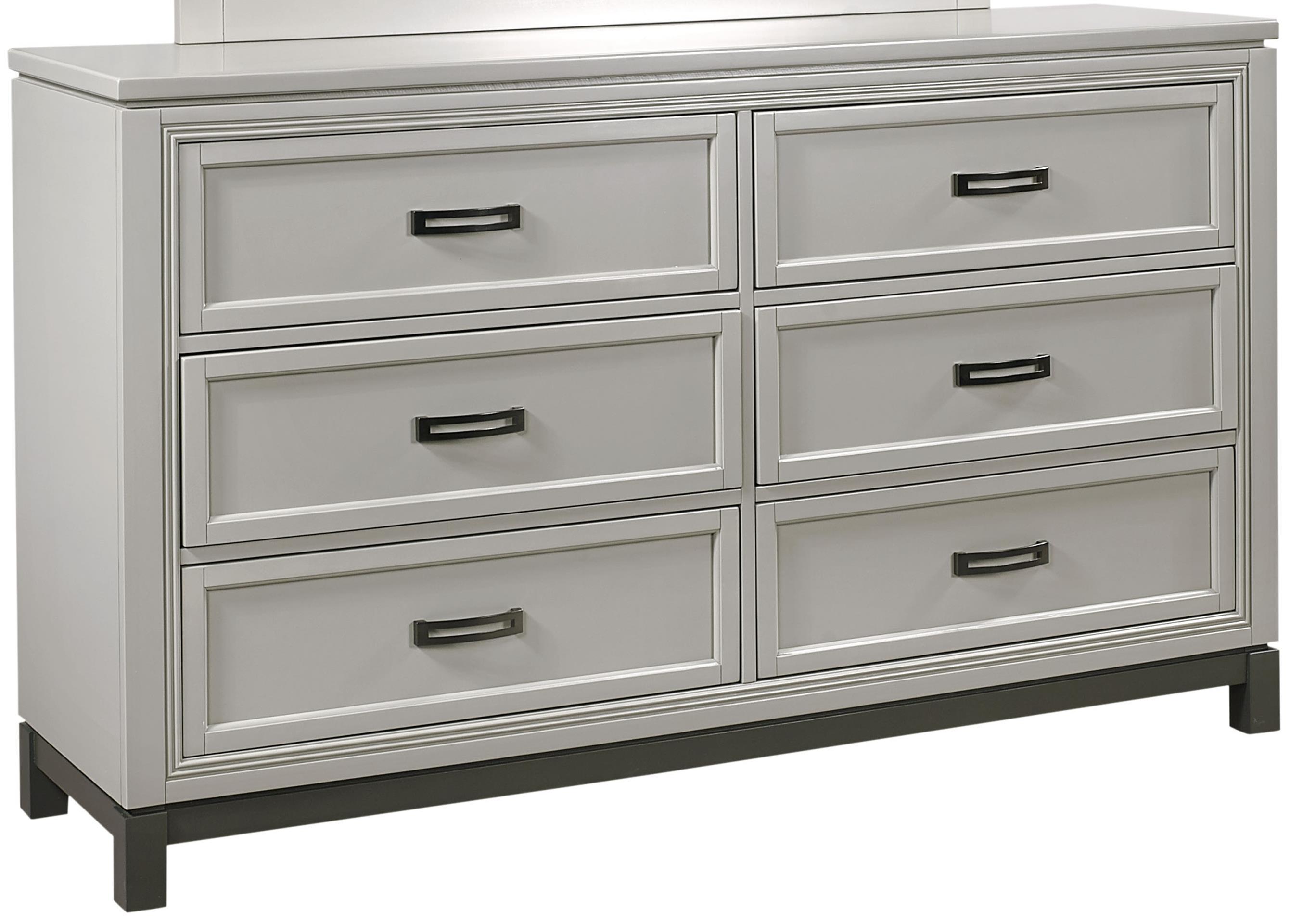 Aspenhome Hyde Park Dresser  - Item Number: I32-453