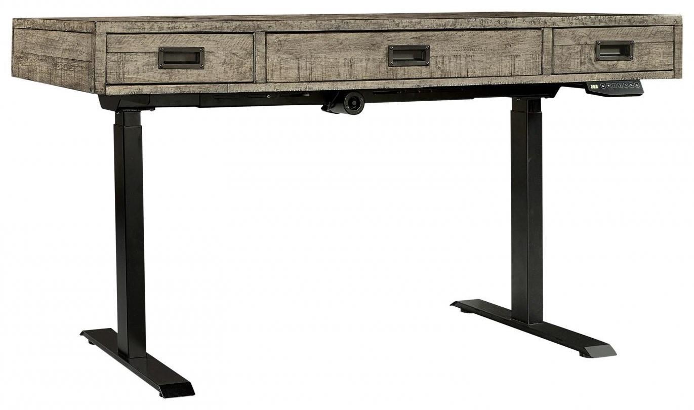 I215 Grayson Lift Top Desk and Base by Aspenhome at Furniture Fair - North Carolina