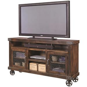 "Aspenhome Industrial 65"" Console"