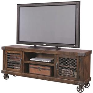 "Aspenhome Industrial 74"" Console"