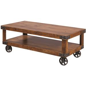 Aspenhome Industrial Cocktail Table