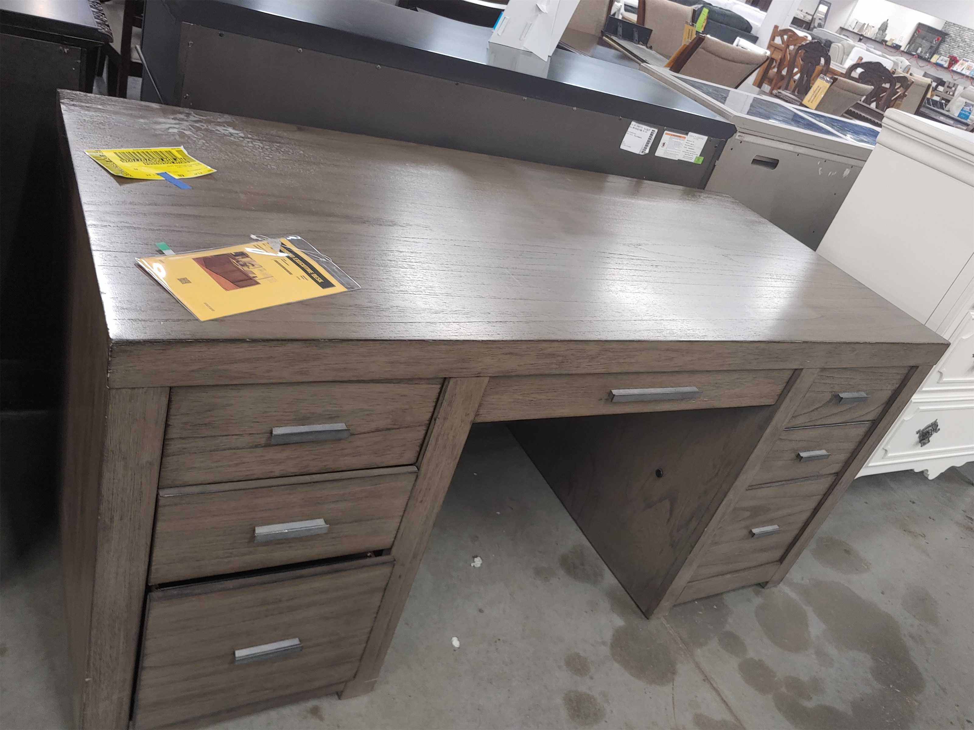 Last One Desk Last One! Desk! by Aspenhome at Morris Home