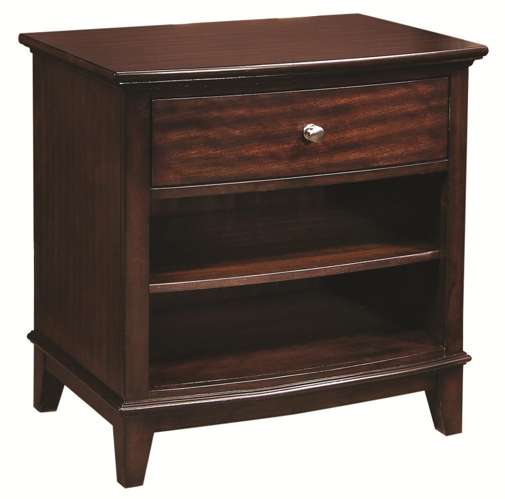 Aspenhome Lincoln Park Nightstand - Item Number: I82-451