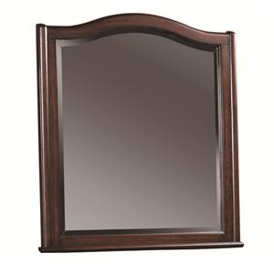 Morris Home Furnishings Lincoln Park Dresser Mirror