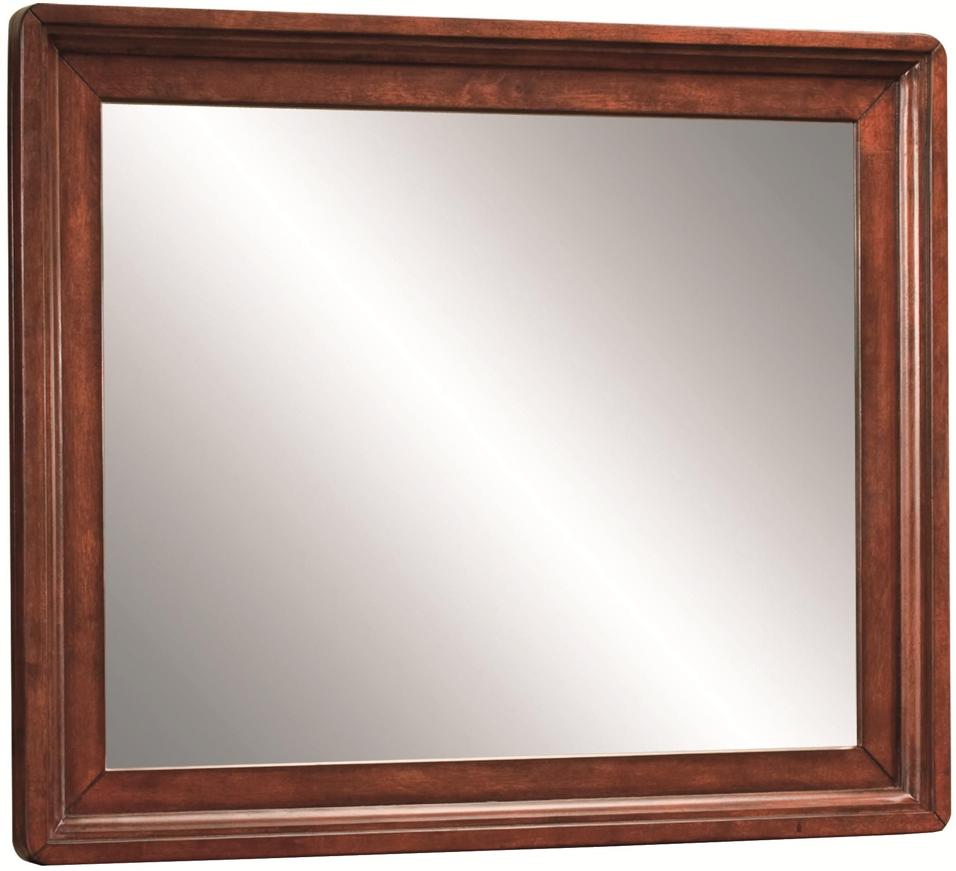 Aspenhome Madison Mirror - Item Number: IA200-463-BRH