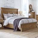 Aspenhome Manchester Queen Panel Bed - Item Number: IMA-412+402+403-GLZ