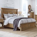 Aspenhome Manchester King Panel Bed - Item Number: IMA-415+406+407-GLZ