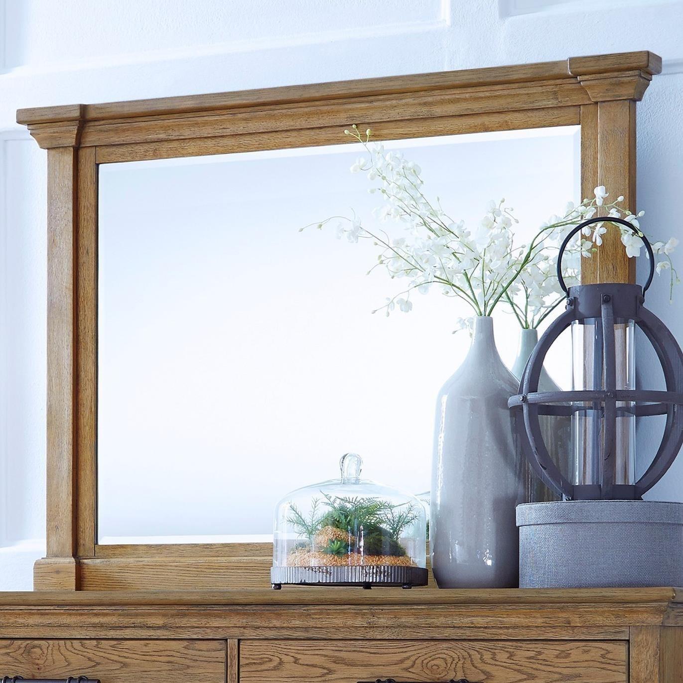 Mansfield Beveled Dresser Mirror