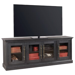"85"" Console with 4 Doors"