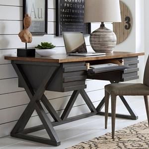 "Aspenhome Modern Farmhouse1 60"" Writing Desk"