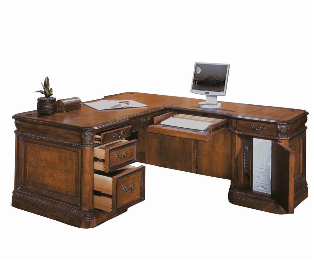 Napa L-Shape Desk