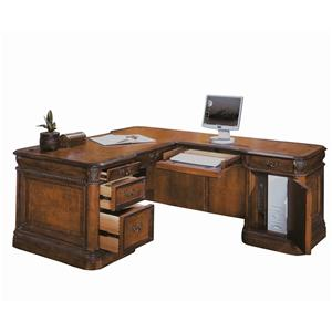 Napa L-Shape Desk