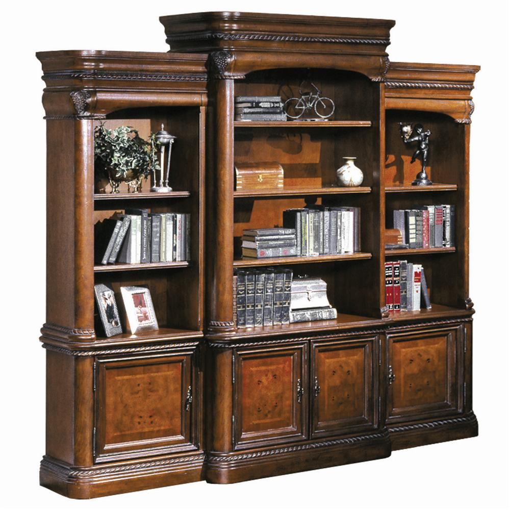 Aspenhome Napa  Bookcase Combination - Item Number: I74-334+335+336