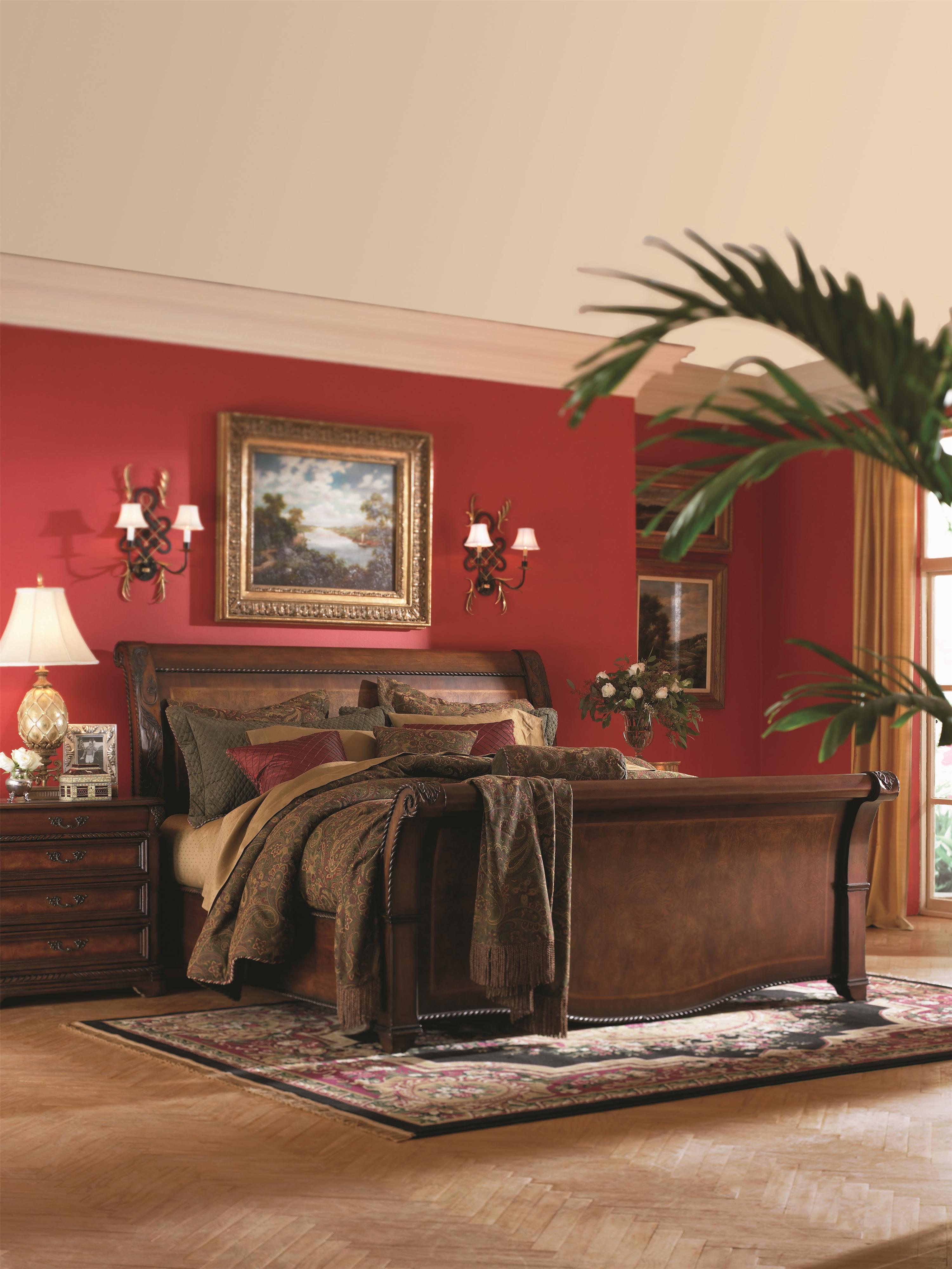 Aspenhome napa bedroom