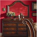 Aspenhome Napa  Traditionally Moulded Master Dresser with 8 Drawers - I74-454