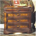 Aspenhome Napa  Liv360 Nightstand with Pullout Tray - I74-9450
