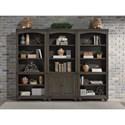 Aspenhome Oxford Door Bookcase with Adjustable Shelves