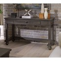 Aspenhome Oxford Sofa Table - Item Number: I07-9150-PEP