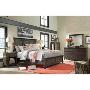 Aspenhome Oxford King Bedroom Group
