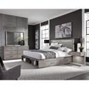 Aspenhome Platinum King Bedroom Group - Item Number: I251 K Bedroom Group 2