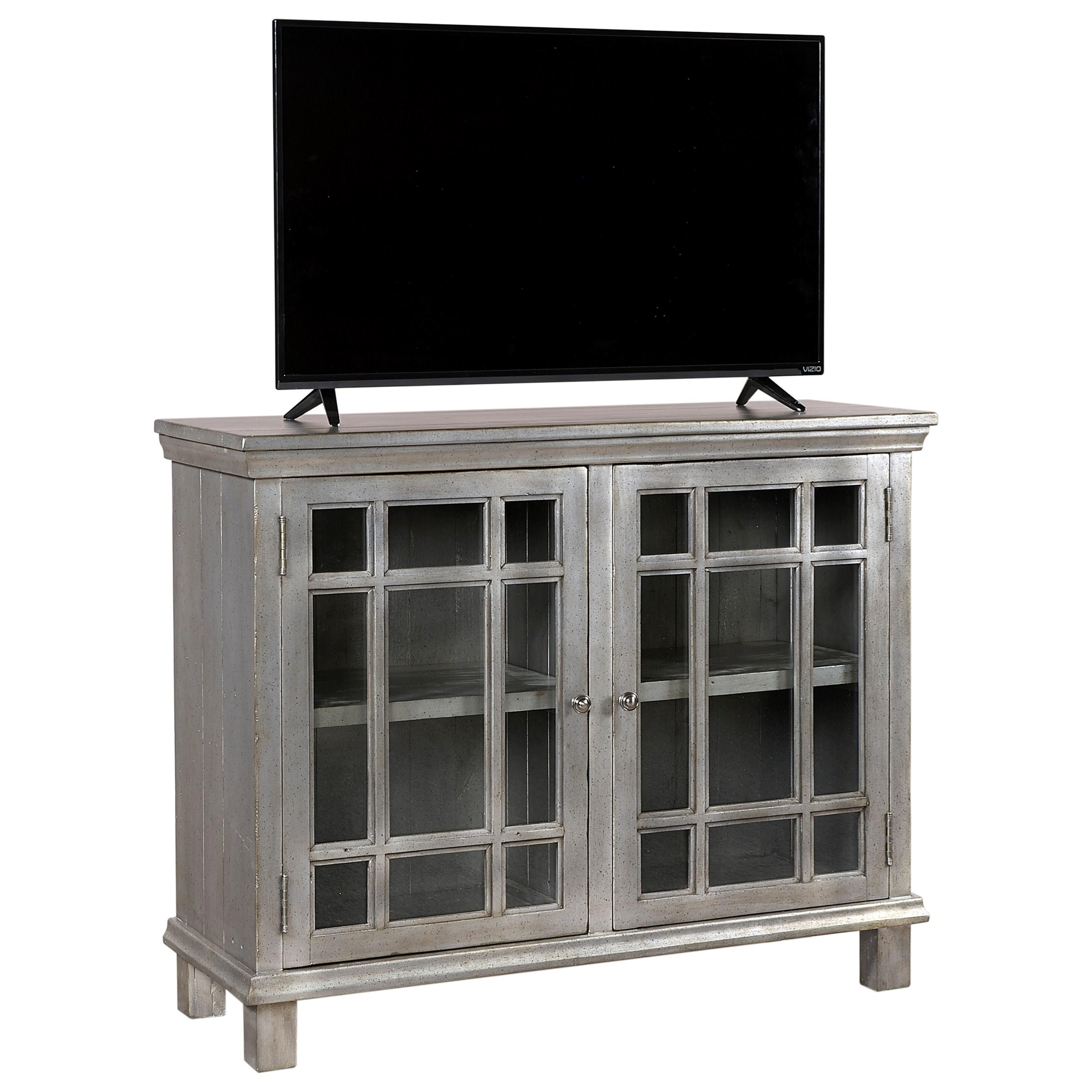 "Aspenhome Preferences 45"" Console  - Item Number: I44-245-MET"
