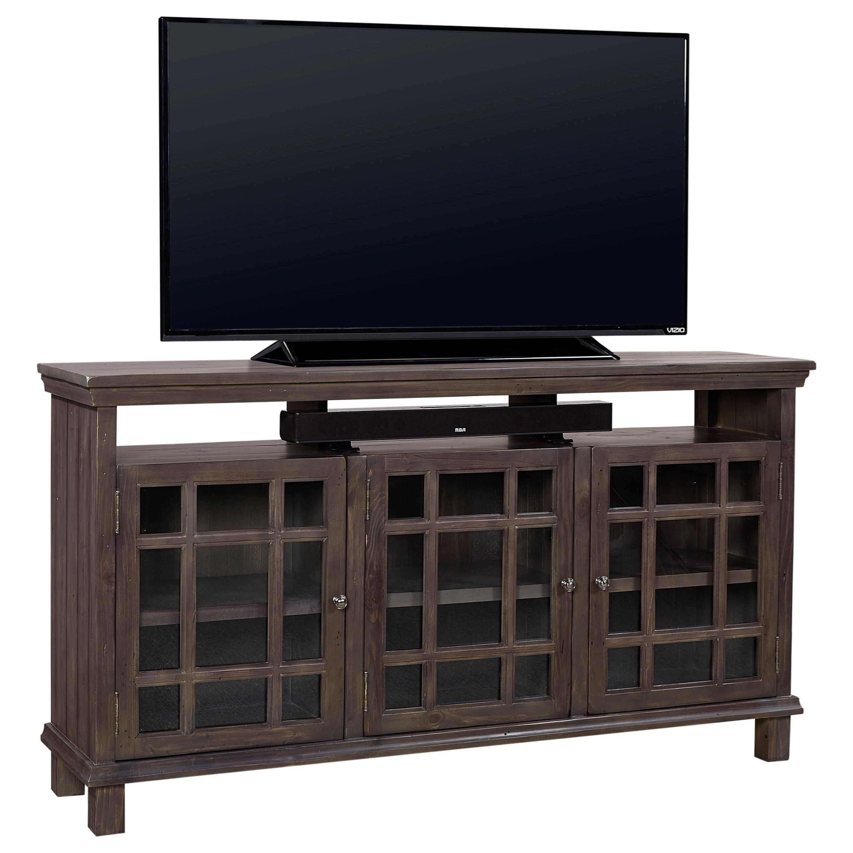 "Aspenhome Preferences 65"" Console  - Item Number: I44-265-SHI"