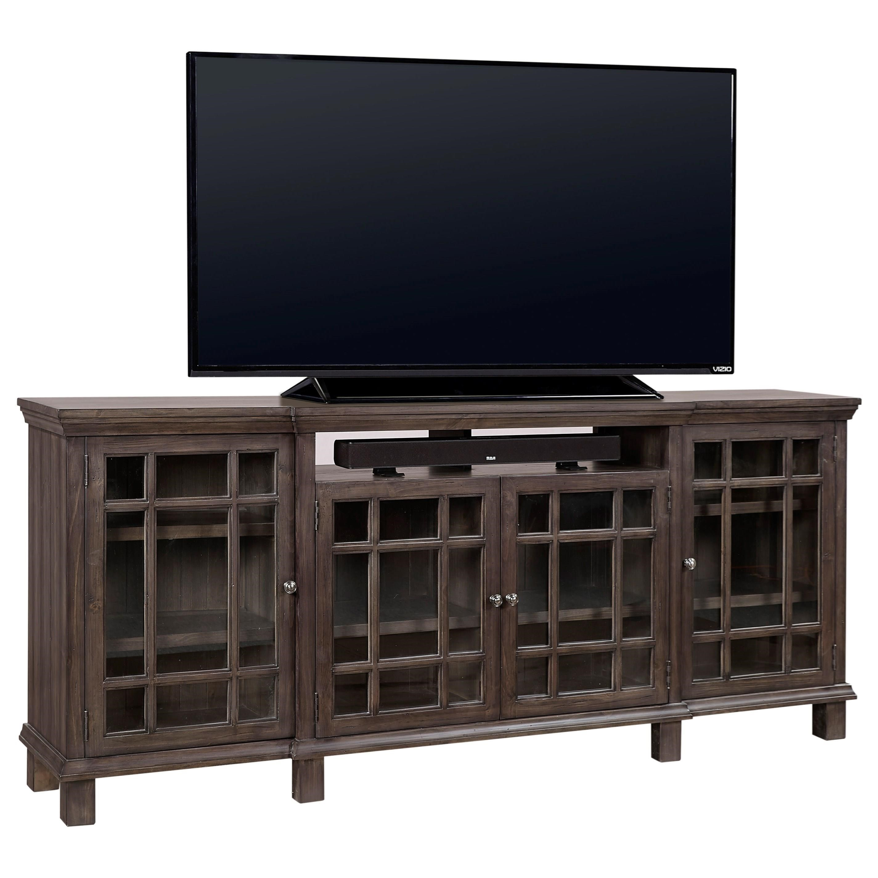 "Aspenhome Preferences 84"" Console  - Item Number: I44-284-SHI"