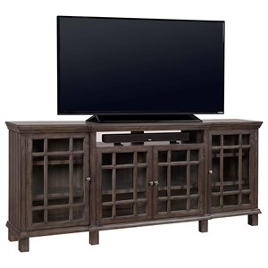 "Morris Home Furnishings Socorro Socorro 84"" Console"