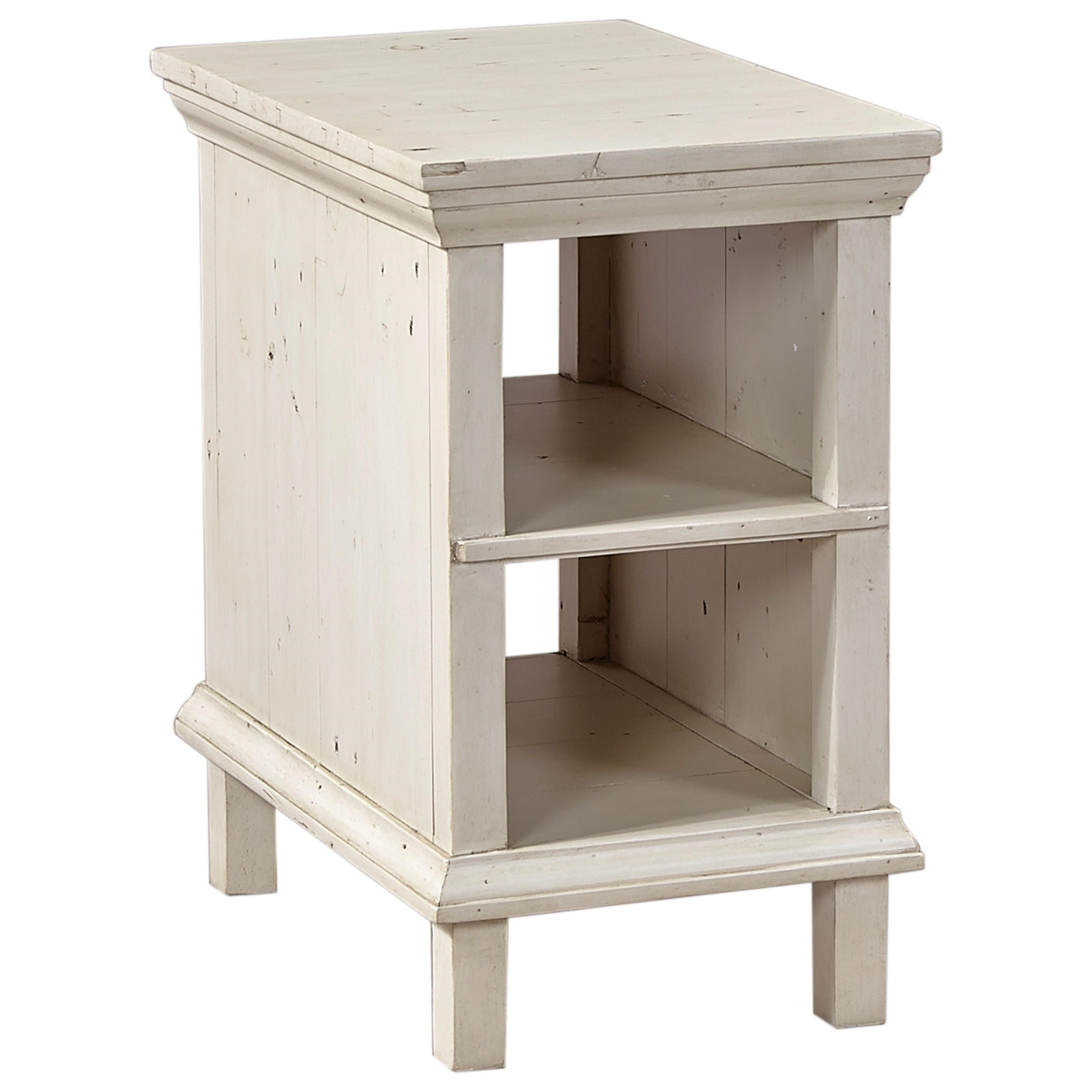 Aspenhome Preferences Chairside Table  - Item Number: I44-9130-LIN