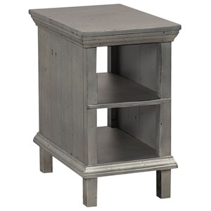 Aspenhome Preferences Chairside Table