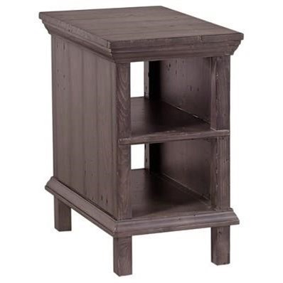 Hills of Aspen Preferences Chairside Table  - Item Number: I44-9130-SHI