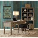 Aspenhome Printworks Room Divider with 6 Shelves