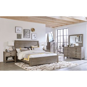 Aspenhome Radiata Queen Bedroom Group