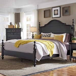 Rockfalls Queen Poster Bed