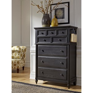 RockFalls 5-Drawer Chest