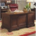 "Highland Court Richmond 66"" Executive Desk - Item Number: I40-303"