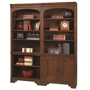 Aspenhome Richmond Small Bookcase